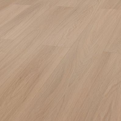 SPC Vinylboden mit integrierter Trittschalldämmung - Dekor: Sandweißeiche