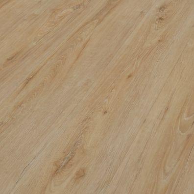 SPC Vinylboden mit integrierter Trittschalldämmung - Dekor: Roheiche