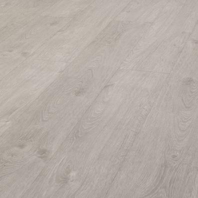 SPC Vinylboden mit integrierter Trittschalldämmung - Dekor: Achatgraueiche