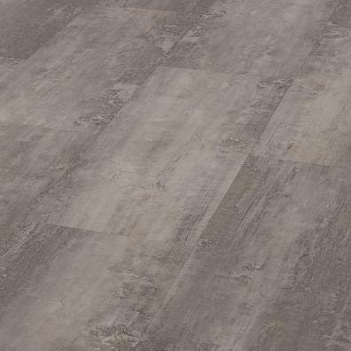 SPC Vinylboden mit integrierter Trittschalldämmung - Dekor: Basalt