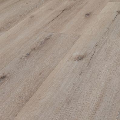 SPC Vinylboden mit integrierter Trittschalldämmung - Dekor: Graniteiche