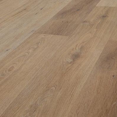 SPC Vinylboden mit integrierter Trittschalldämmung - Dekor: Ureiche