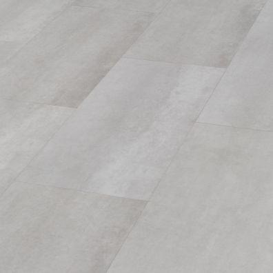 SPC Vinylboden mit integrierter Trittschalldämmung - Dekor: Beton