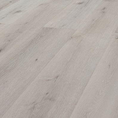 SPC Vinylboden mit integrierter Trittschalldämmung - Dekor: Kalkeiche